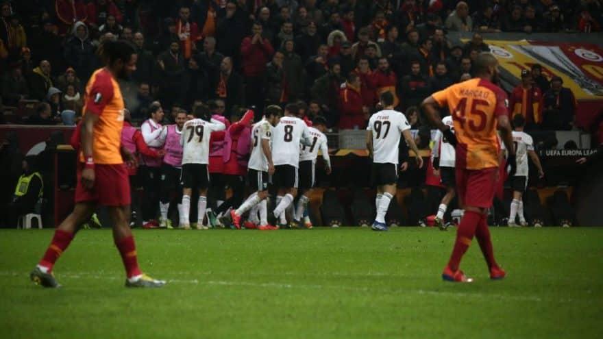 Galatasaray Gegen Gençlerbirliği