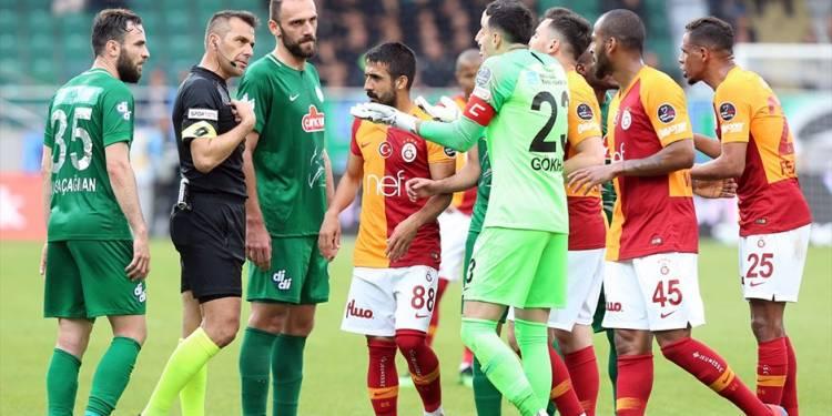 Rizespor Gegen Galatasaray