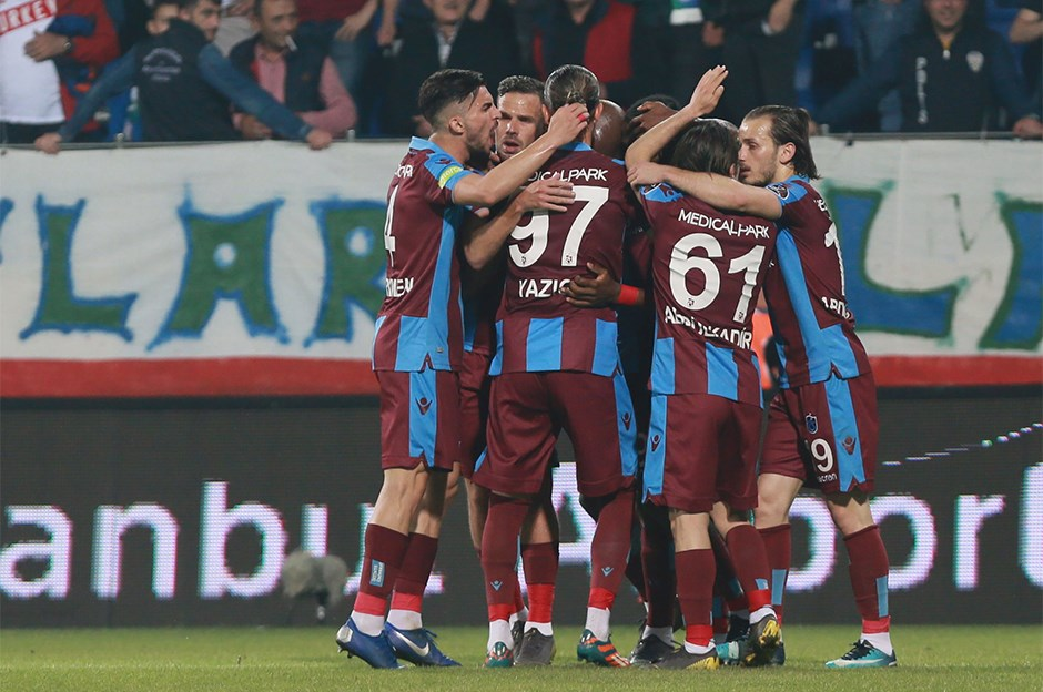 Trabzonspor Gegen Ankaragücü