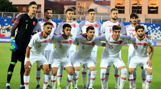 Em Quali U21 Kader Der Turkei Fur Das Spiel Gegen England Steht Fest Gazetefutbol