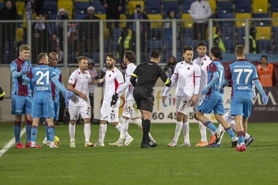 Trabzonspor Spieler