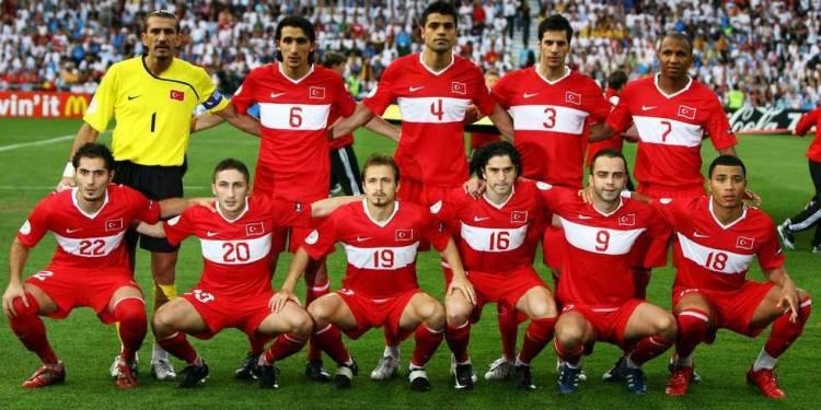 Deutschland Türkei 2008