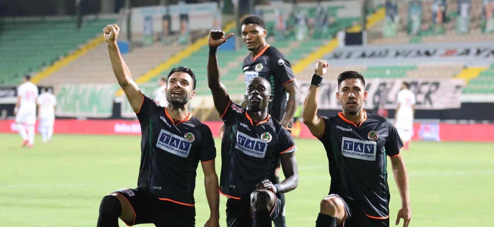 Alanyaspor Gegen Trabzonspor