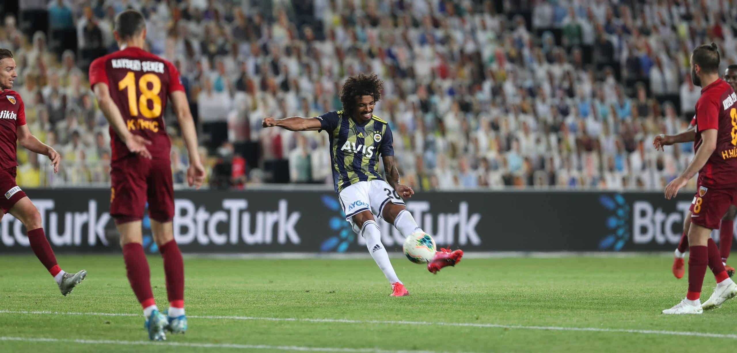 Fenerbahçe Gegen Kayserispor