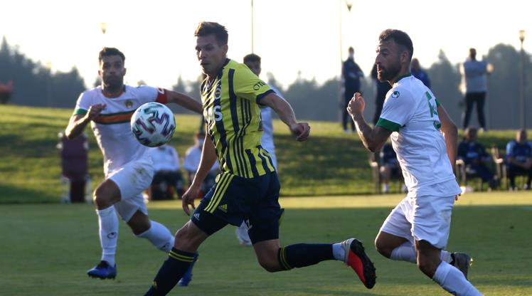 Fenerbahçe Gegen Alanyaspor